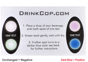 drink-cop-drink-tester-How-to-use-spike-drink-test-card