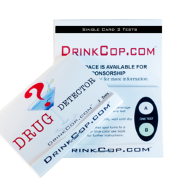 Single-card-Drink-Cop-drug-test-for-drinks