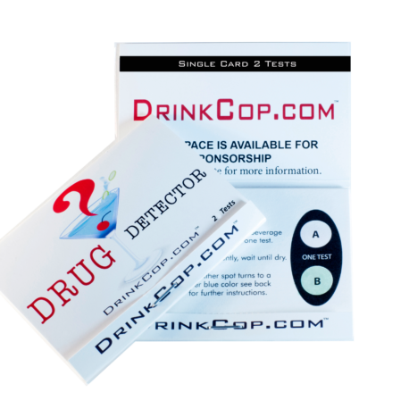 Single-card-Drink-Cop-drug-test-for-drinks